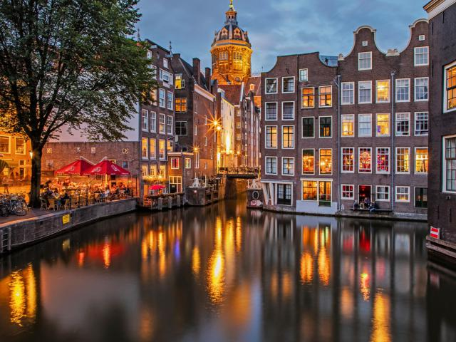 Commercial real estate Amsterdam